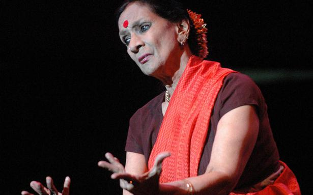 Mrinalini Sarabhai — a peerless Natarani dances into the light - The Hindu BusinessLine