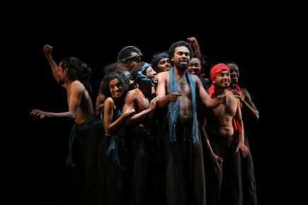 A Sri Lankan play delves into the common, conflicted past of