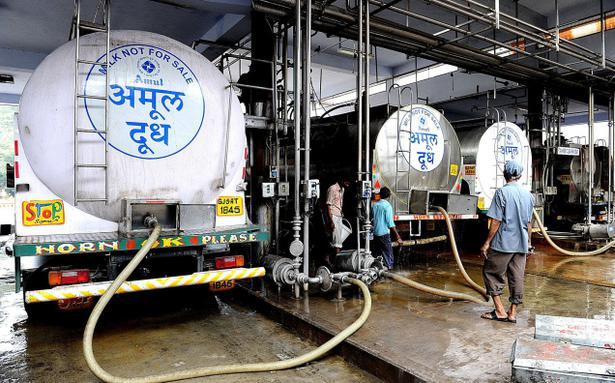 distribution channels of amul dairy Amul is a dairy brand which spurred india's white  distribution decisions  assessing the best distribution channels for getting products to.