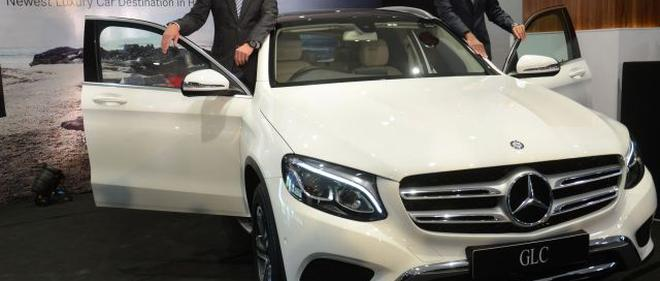 Managing Director And CEO, Mercedes Benz India, Roland Folger And Principal  Owner Silver