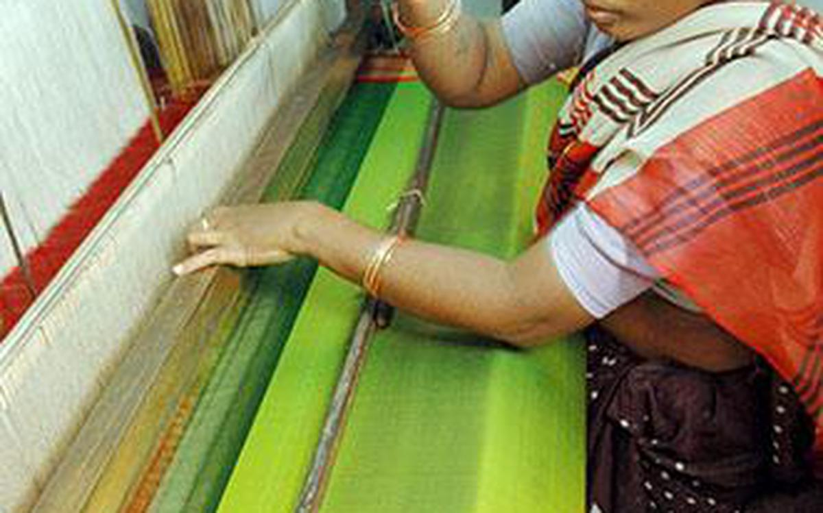 Handloom sector has a lot of potential - The Hindu BusinessLine
