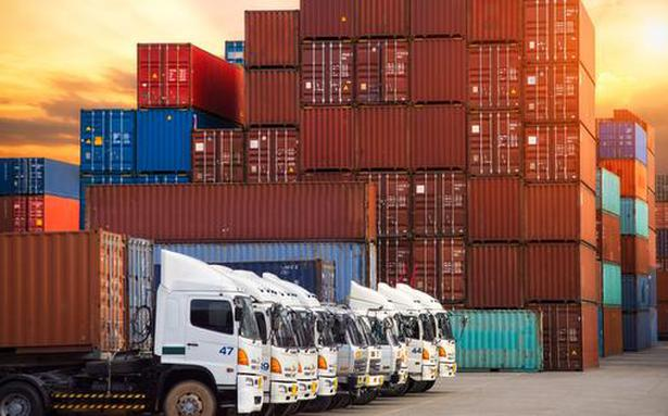 Indian logistics sector to grow by 9–10% per annum: ICRA - The Hindu BusinessLine