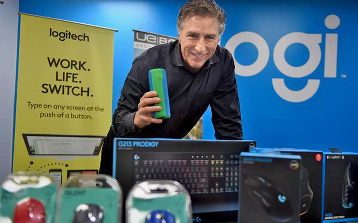 Mouse and keyboards will not die, says Logitech CEO - The Hindu