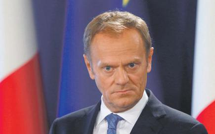 tusk says no deal or no brexit if uk parliament rejects deal the