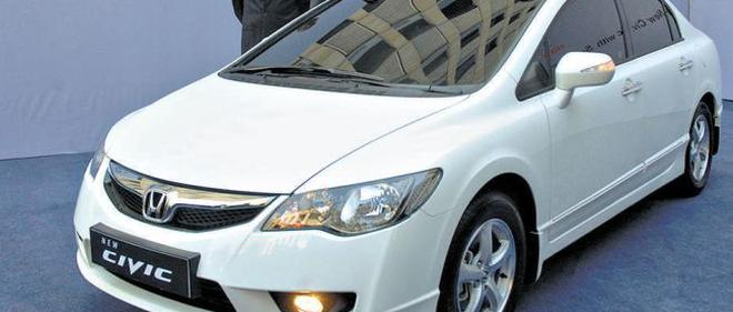 Honda City Introduced In 1998 Remains The Bread And Buttermodel For Company File Photo