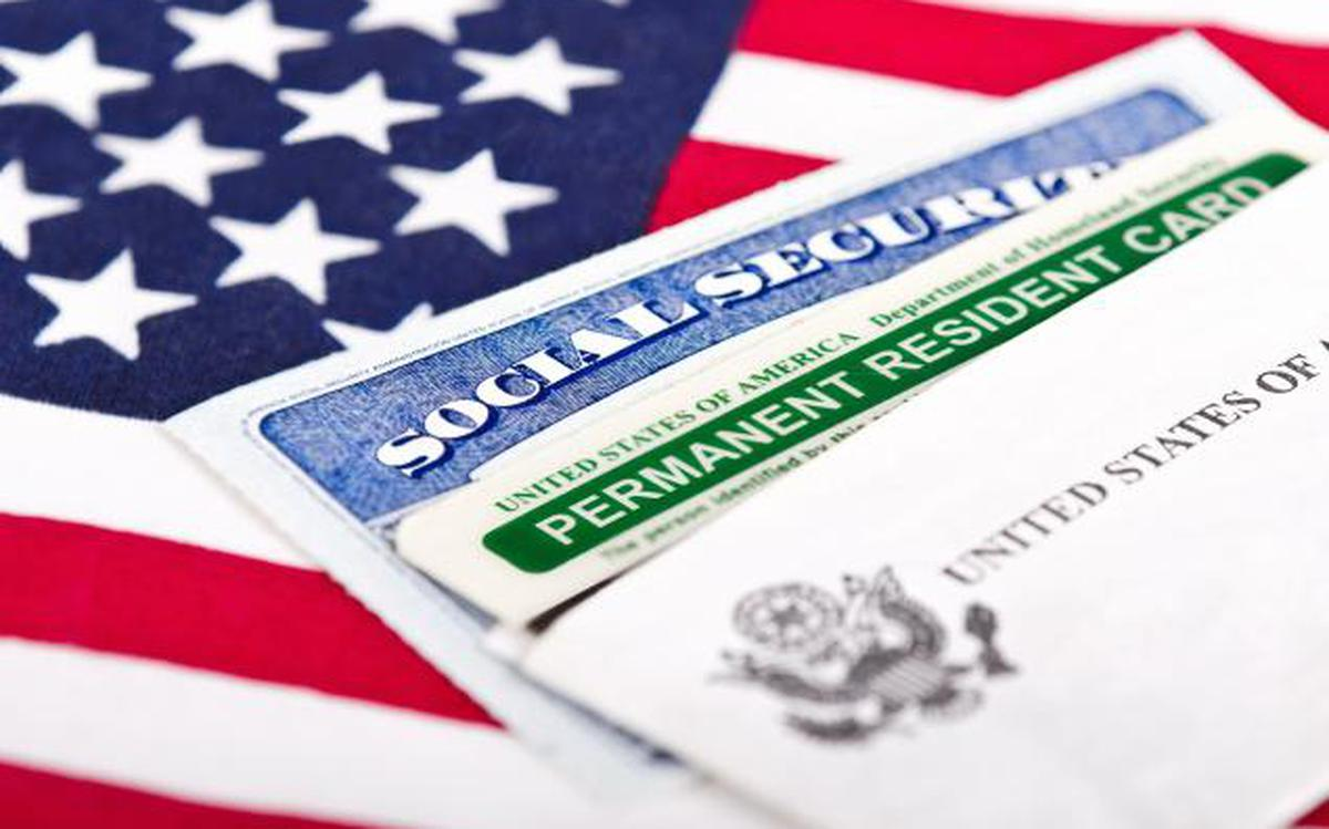 US may deny green cards to aid recipients - The Hindu BusinessLine