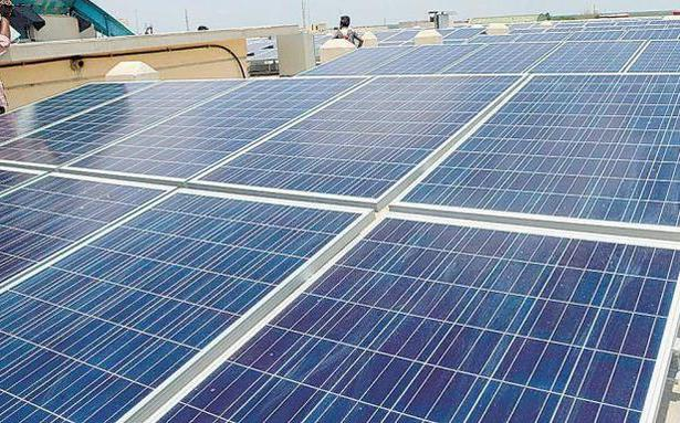 India Adds 4 8 Gw Of Solar Capacity In H1 The Hindu