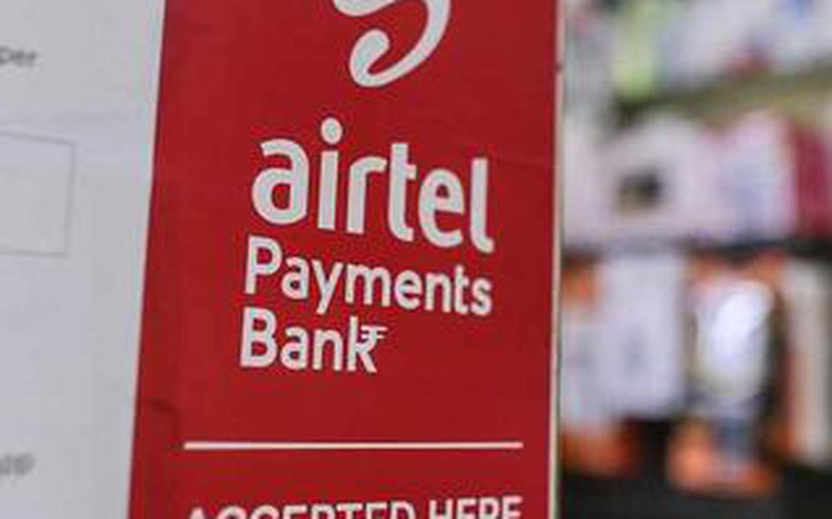 Airtel Payments Bank-Mastercard powered online card crosses