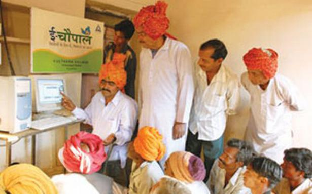 Targetting 10 Mn Farmers In E Choupal Network By 2022 Itc The Hindu Businessline