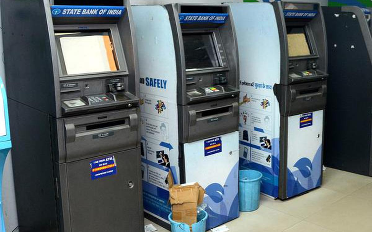 Who will pay for ATM rejig, post-demonetisation? - The Hindu ...