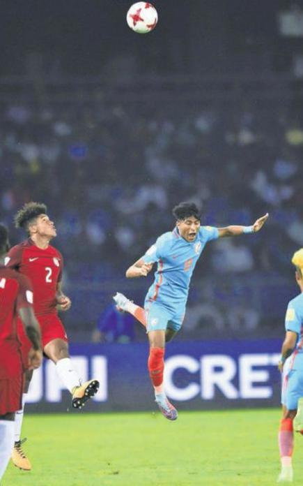 0a2187831a5 Superior USA beat India 3-0 in U-17 World Cup opener - The Hindu ...