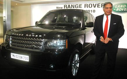Image result for ratan tata ford meet