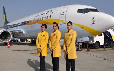 Image result for jet airways air hostess