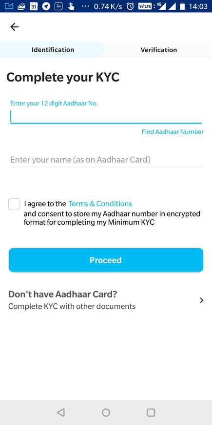 How to link Paytm with Aadhaar - The Hindu BusinessLine