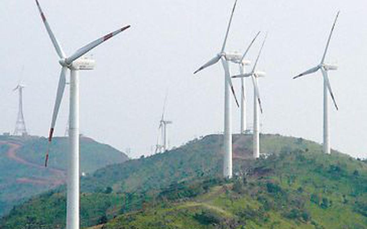 Wind turbines' parts, components get excise relief - The Hindu