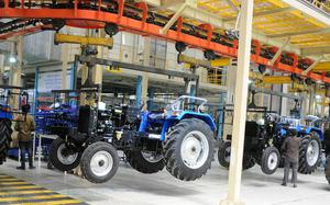 'Domestic tractor sales may log double-digit growth this fiscal'