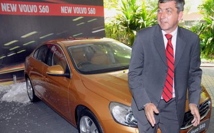 Volvo Aims To Double Its Market Share The Hindu Businessline