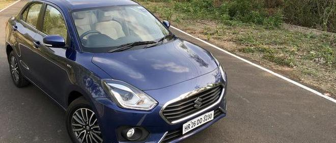 Maruti suzuki dzire is best selling model for second time in a row in august fandeluxe Image collections