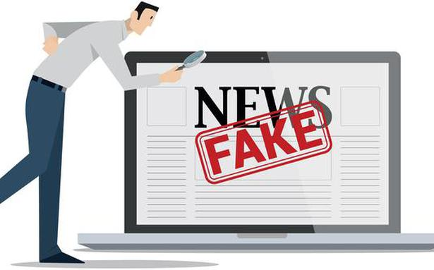 On A Crusade Against Online Fake News The Hindu Businessline