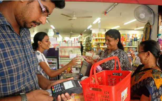 Organised retail firmly on a roll in Bharat