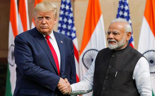 India, US have finalised defence deals worth $3 billion: US President Donald Trump