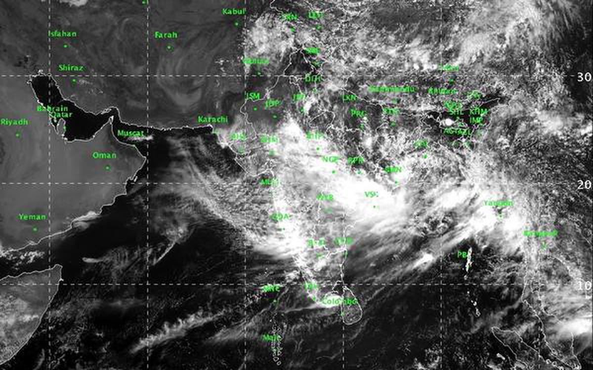 East, Central and Peninsular India in for intense wet spell - The