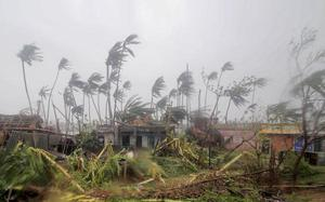 Cyclones in West Pacific delaying monsoon over mainland India