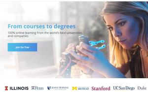 Coursera secures $103-million funding