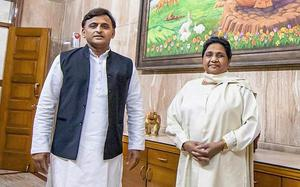 SP, BSP face challenging times as caste politics merges into Hindutva