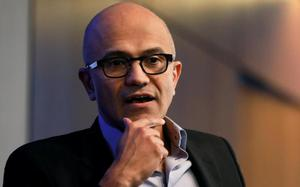 """Countries failing to form """"enlightened"""" immigration policies to miss out on the tech boom, says Microsoft CEO Satya Nadella"""