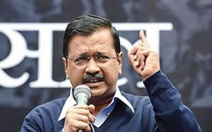 Notice to Delhi CM on breach of model code of conduct