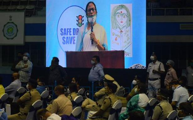 CM announces guidelines for Durga Puja celebrations in Bengal