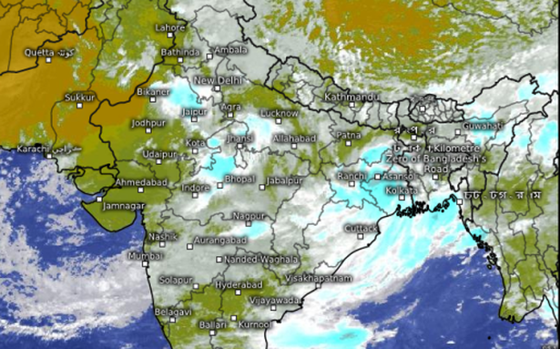 All-India rain deficit at 2% on weak monsoon over South Peninsula