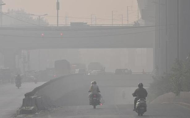 Air quality dips to 'very poor' at many places in Delhi-NCR