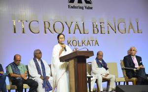 Mamata accuses BJP of trying to tarnish West Bengal's image