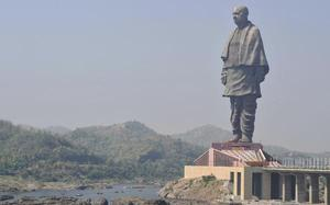 Statue of Unity attracts more daily visitors than Statue of Liberty
