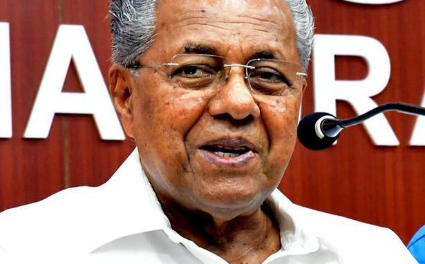 Kerala Targets One Million Evs By 2022 The Hindu