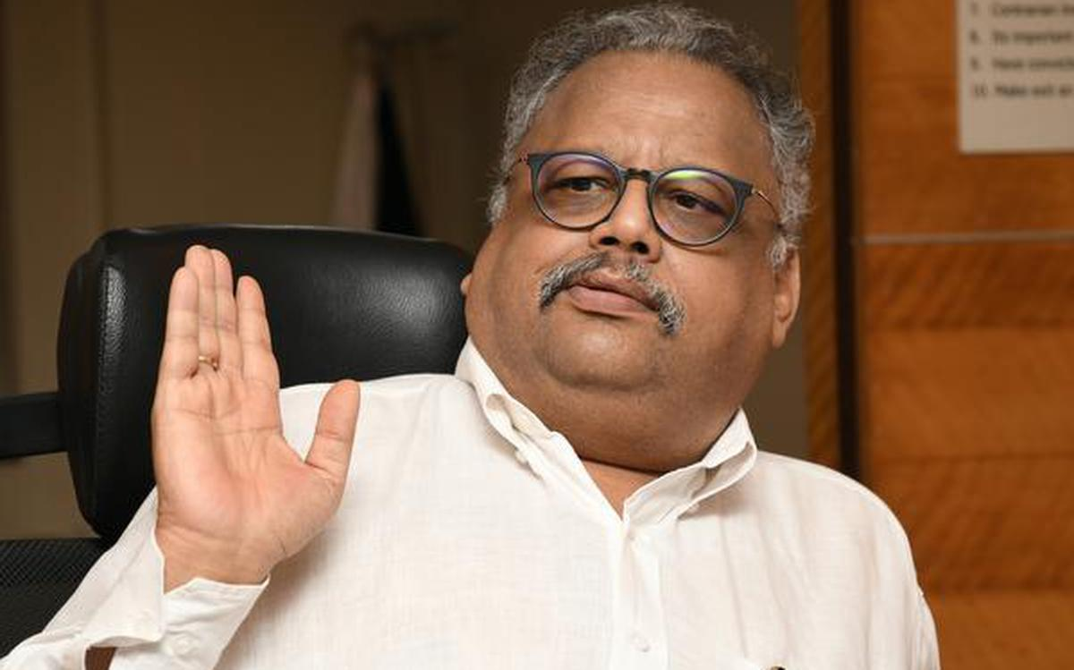 Despite inflation and the Covid-19 effect, Rakesh Jhunjhunwala believes the bull market will continue