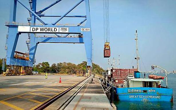 Terminal handling charges to be paid directly to port trusts