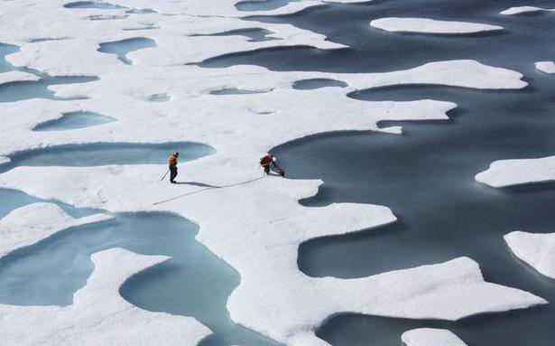 Arctic ice melt is disrupting key ocean current, may alter climate in Western Europe: Study