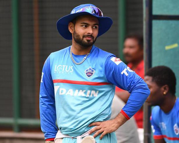 Rishabh Pant Is Fastest Indian Keeper To Claim 50 Dismissals In Tests The Hindu Businessline