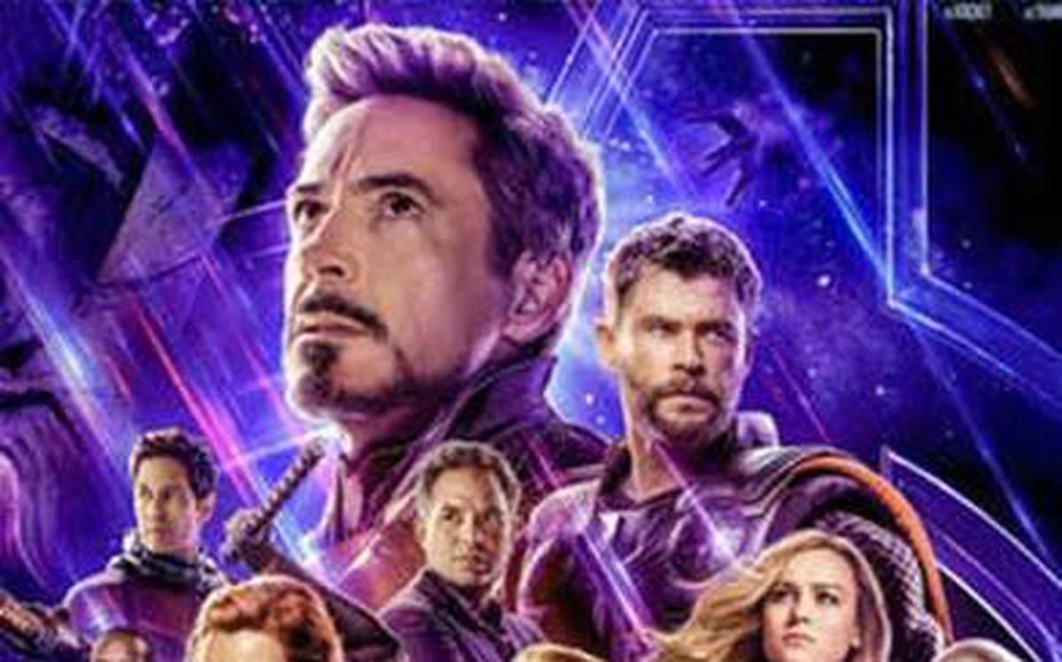 Avengers mania: Endgame for all Hollywood movie records - The Hindu
