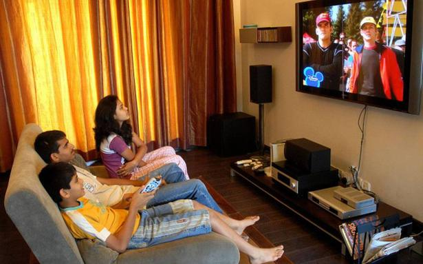 Weekly TV consumption sets a national record during March 20-27