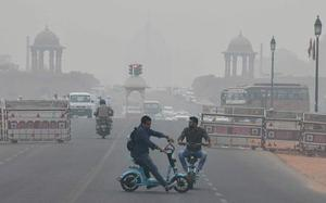 Now, an App that gives you realtime data on air pollution