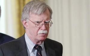 John Bolton: The flame-throwing aide now threatening Trump