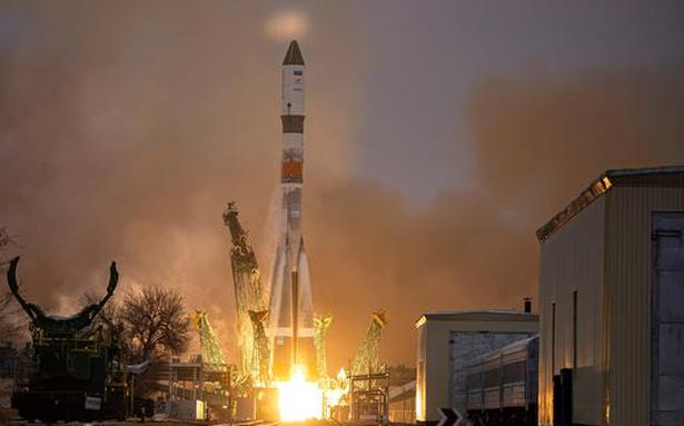 Russia launches cargo ship to International Space Station - BusinessLine