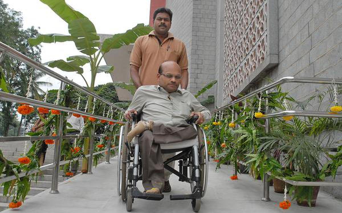 Working towards a disabled-friendly India - The Hindu
