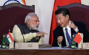 Strategic sticking points between China and India