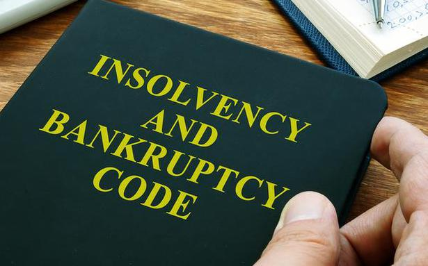 Nod for Ordinance to amend Insolvency Code
