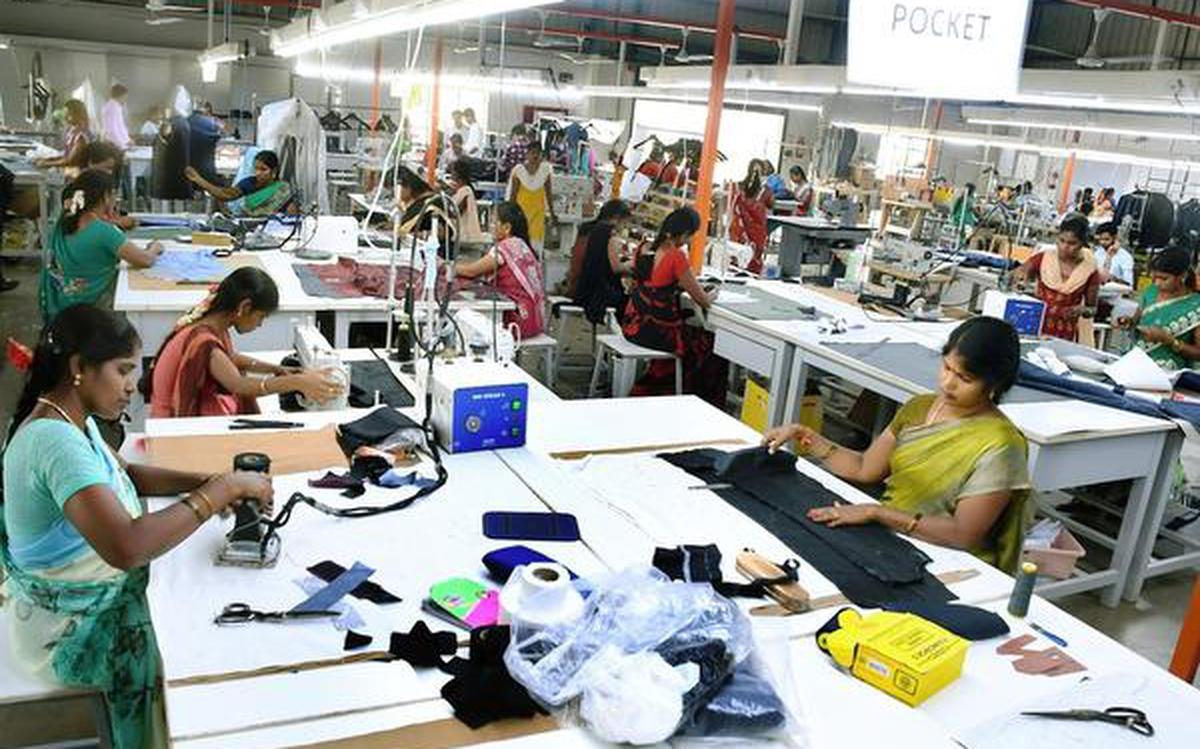 Creating Jobs Through Garment Exports The Hindu Businessline